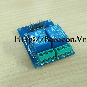 RE8 Module relay 2 kênh 5VDC