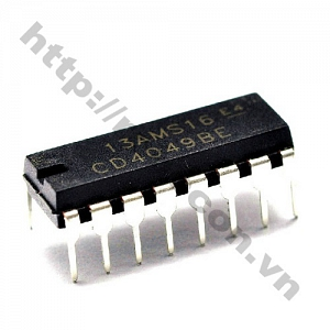 IC87 IC CD4049 DIP16