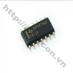 IC92 IC LM324 SMD