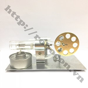 SPCN8 Stirling Engine