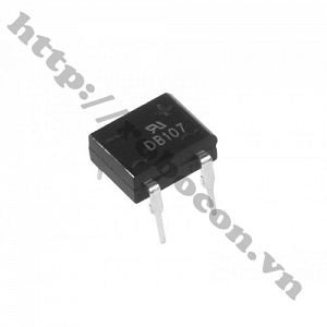 DO52 Diode Cầu DB107 DIP4