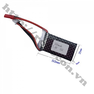 PPKP28  Pin Lithium 2S 35C 7.4V ...