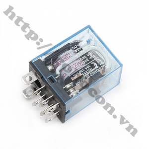 RE18 Relay Trung Gian LY2N-J Relay 220V ...