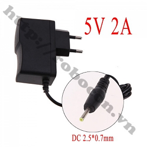 NG96 Adapter 5V 2A Jack 2.5x0.7MM