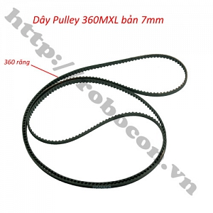 PKK1010 Dây Pulley 360MXL Chu Vi 731.52mm ...